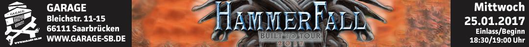 20170125 Hammerfall