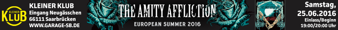 20160625 The Amity Affliction